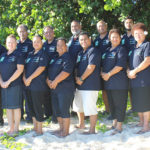 ministry of health staff cook islands